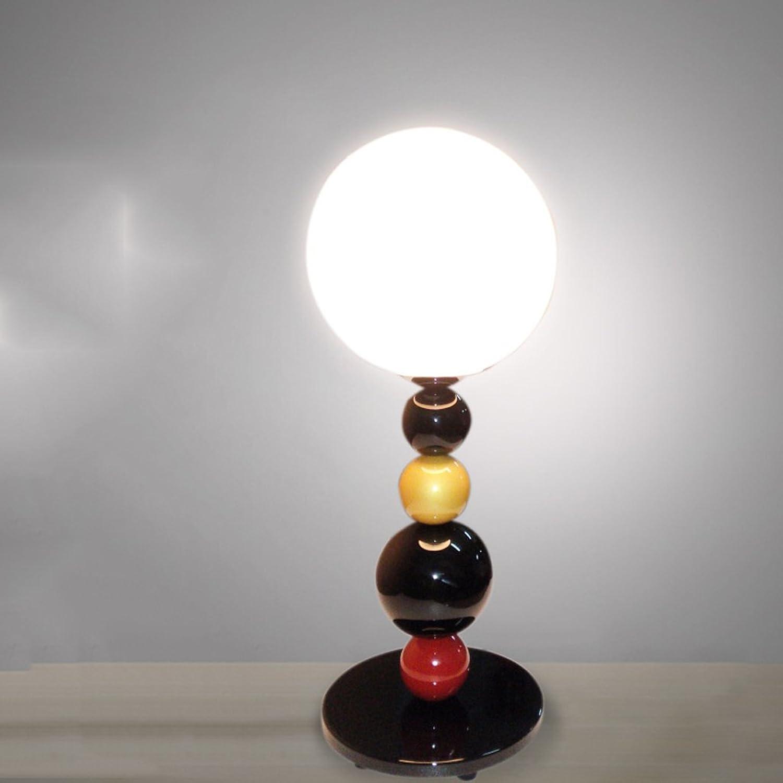 NORD Creative Ball Tischleuchte Moderne Tischlampe Personalisierte Wohnzimmer Study Schlafzimmer Nachttisch Lampe B073NM4V63     | Internationale Wahl