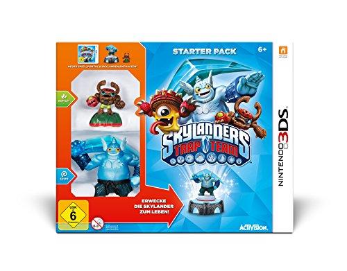 Skylanders:  Trap Team - Starter Pack - Standard Edition - [Nintendo 3DS]