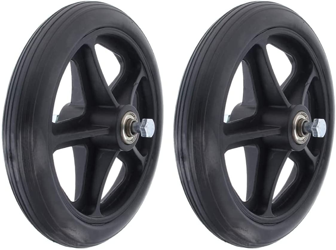 6 Inch Outlet SALE Solid Wheel Replacement 2021 spring and summer new Walke Wheelchairs for Rollators