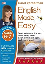 English Made Easy Ages 6-7 Key Stage 1ages 6-7, Key Stage 1 (Carol Vorderman's English Made Easy)