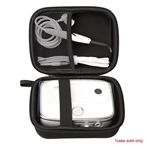 Aproca Hard Case for Waterpik WF-04 Sidekick Water Flosser (black)
