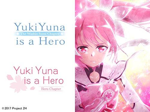Yuki Yuna is a Hero:The Washio Sumi Chapter/Hero Chapter