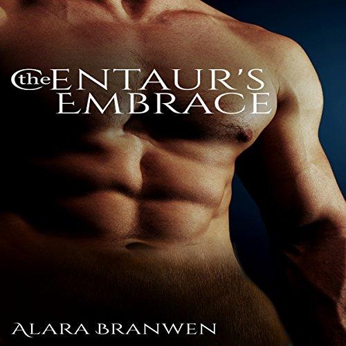 The Centaur's Embrace audiobook cover art