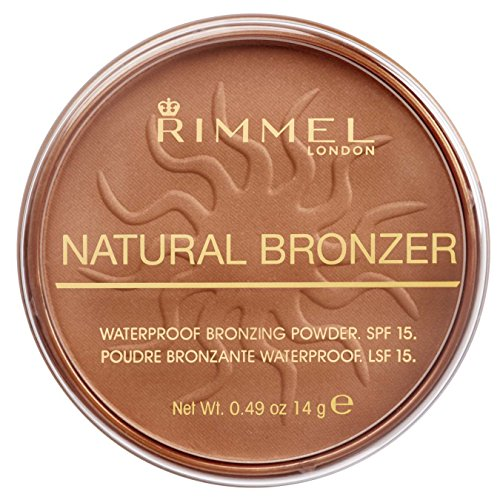 Rimmel Natural Bronzer, Sun Glow