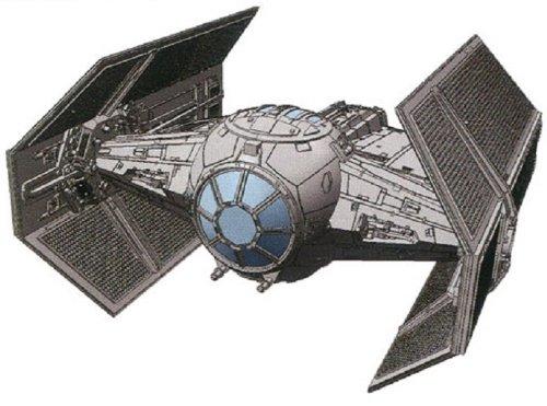 Unbekannt 1/72 Star Wars Darth Vader series dedicated Thai Fighter (SW16) (japan import)
