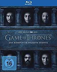 Game of Thrones - 6. Staffel [Blu-ray]