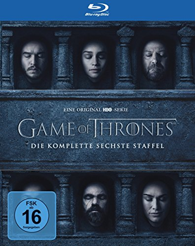 Game of Thrones - Staffel 6 [Blu-ray]