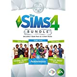The Sims 4 Bundle Pack 9 - Parenthood / Vintage Glamour Stuff / Bowling Night Stuff (PC CODE) (輸入版)