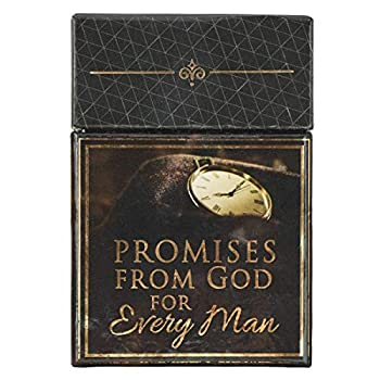 Promises From God For Every Man A Box of Blessings®