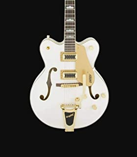 Gretsch / G5422TG Electromatic Hollow Body Double-Cut with Bigsby Snow Crest White