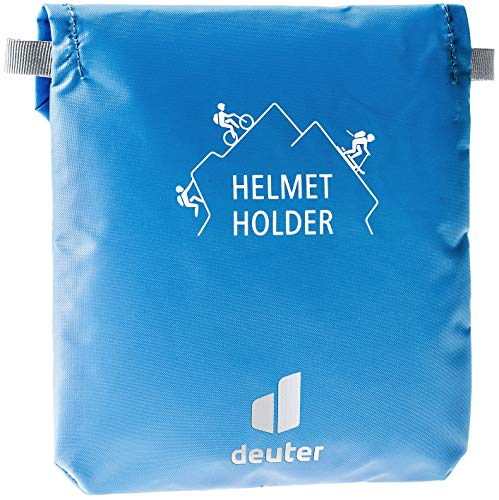 deuter Unisex– Erwachsene Helmet Holder Helmhalterung, Black, One Size