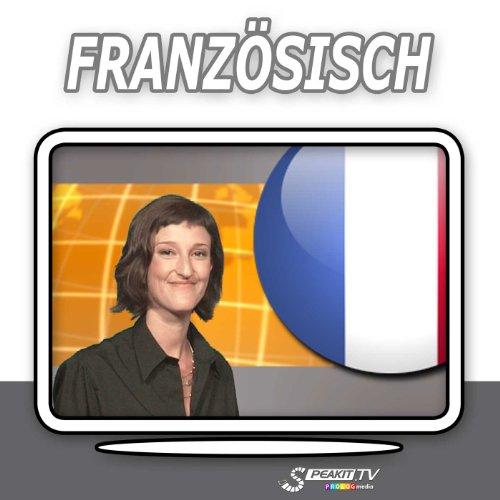 Französischer Sprachführer (German Edition) Titelbild