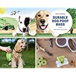 Pippa & Max Dog Poo Bags Biodegradable (300) - Extra Strong Eco Doggy Walking Poop Bags 10