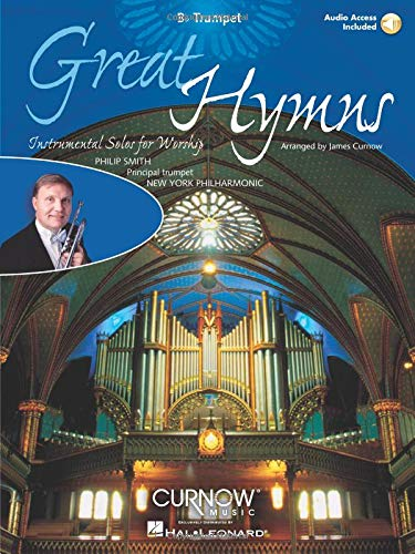Great Hymns (audio access included): Bb Trumpet - Grade 3-4
