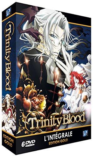 Trinity Blood - Intégrale - Edition Gold (6 DVD + Livret)