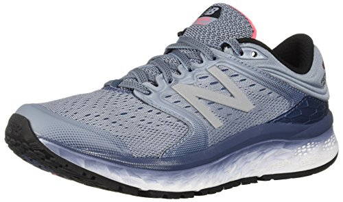 New Balance Women's Fresh Foam 1080 V8 Running Shoe, Vintage Indigo/Reflection, 6.5 N US