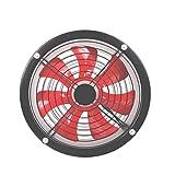 LXZDZ Black Exhaust Fan,12 Inch ,High Performance, Commercial Grade Fans Ventilation Fan Air