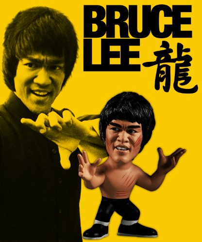Round 5 Bruce Lee 5 Inch Vinyl Figure Enter the Dragon Bruce Lee Black Pants