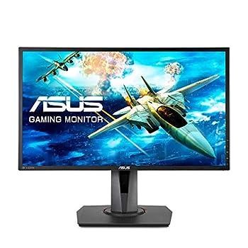 ASUS 24in Full HD 1ms 144Hz DP HDMI FreeSync/Adaptive Sync Eye Care Esports Gaming Monitor Model MG248QR  Renewed