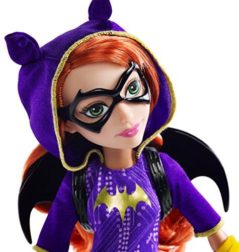 DC Super Hero Girls Muñeca superheroína Batgirl (Mattel DLT64) 4