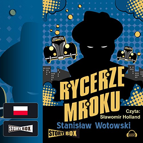 Rycerze mroku audiobook cover art