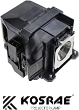 KOSRAE for ELPLP78 / V13H010L78 Projector Lamp Bulb for Epson EX3220 EX5220 EX5230 EX6220 EX7220 EX7230 EX7235 / VS230 VS330 VS335W / EB-S18 / PowerLite HC 2030 Replacement(Economical)