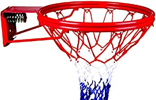 Customized Portable Double Ring Basketball Stand