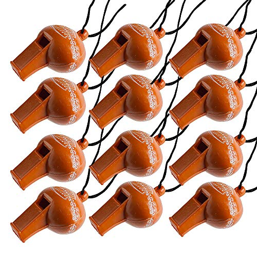 Buy Valentine's Day Decorations Classroom DecorationsFootball Whistles 12ct