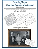 Family Maps of Choctaw County, Mississippi