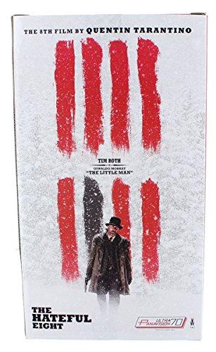 The hateful eight Figura, 20.32 cm (NECA NEC0NC14938) 4