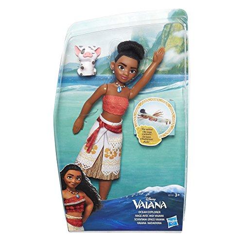 Hasbro Disney Vaiana C0153EU4 - Schwimm-Spaß, Puppe