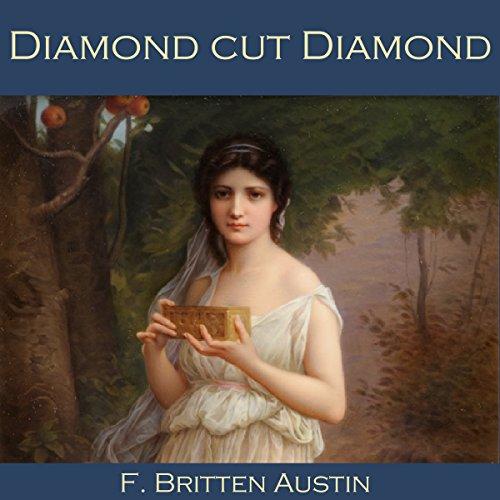 Diamond Cut Diamond audiobook cover art