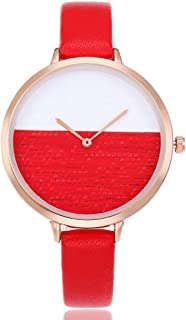 FUN+Smartwatch Relojes De Mujer De Moda 8MM Reloj Ultra Delgado Reloj De Mujer Reloj De Pulsera De Cuarzo Descuento Relojes De Pulsera Mujer