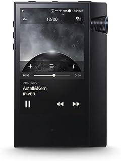 アイリバー ハイレゾプレーヤー Astell&Kern AK70 MKII Noir Black AK70MKII-NB 約62.8×約96.8×約15.2mm