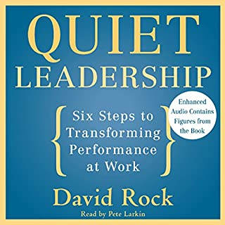 Quiet Leadership cover art