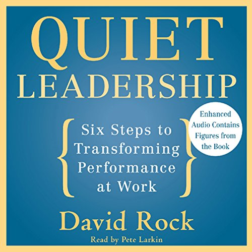 Quiet Leadership audiobook cover art