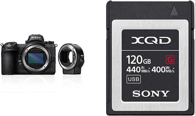 Nikon Z6 System Digitalkamera Kit 24 70 Mm 1 4 S Ftz Kamera