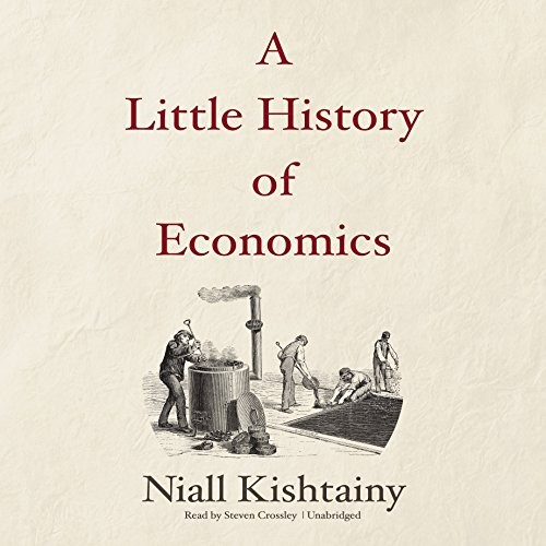『A Little History of Economics』のカバーアート