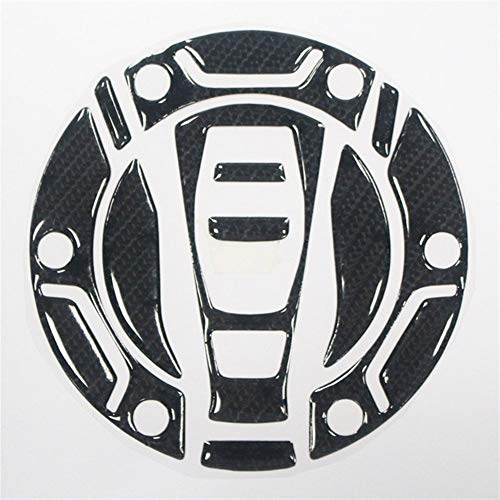 3D de Fibra de Carbono de la Motocicleta tapón del depósito de Combustible Adhesivo Protector tapón del depósito for BMW R1200GS 14-18 K1600GTL EX R1200GS ADV R1200RT Pegatinas de Motocicleta