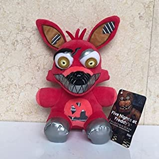 FNAF 2017 New Five Nights at Freddy's Nightmare Foxy Plush 6