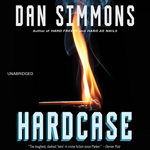 Hardcase audiobook cover art