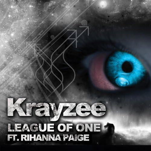 League of One feat Rihanna Paige