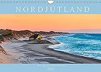 Nordjuetland - die Spitze Daenemarks (Wandkalender 2022 DIN A4 quer): Nordjuetland - Daenemarks hoher Norden (Monatskalender, 14 Seiten )