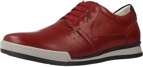 Freizeitschuhe Herren, Farbe Rot, Marke, Modell Freizeitschuhe Herren F0144 Rot