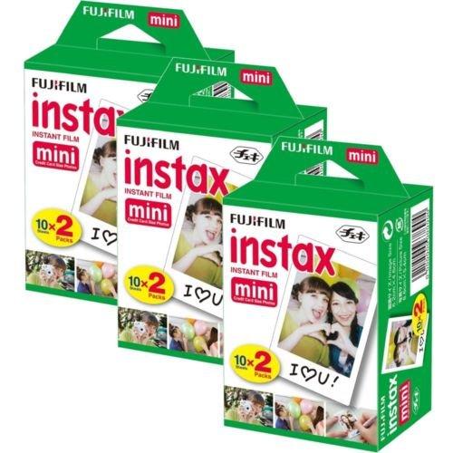 Mini Film Bundle Pack (60 Aufnahmen) Mini für 8 50s 25 7s 90 300