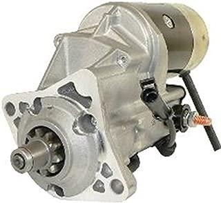 NEW 12V 10T STARTER MOTOR FITS CASE CRAWLER DOZER 650K 650L 750K 750L 428000-1690
