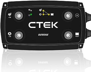 CTEK Dual Input DC 20A Smart Battery Charger for 12V Lead Acid or Lithium (CTEK-40-315)