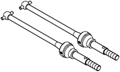 SWORKZ Fox44 Kardanwelle vorne CVD 5mm (2)