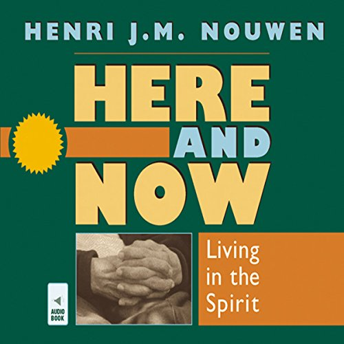 Here and Now audiobook cover art