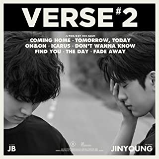 JJ Project - [Verse 2] 2nd Album Random Ver. CD+Poster (on pack)+Photobook+Lyrics card+Photocard SEALED